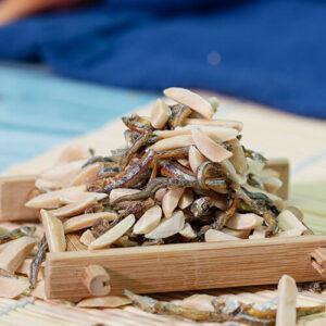 大慶柴魚 - 杏仁丁香小魚