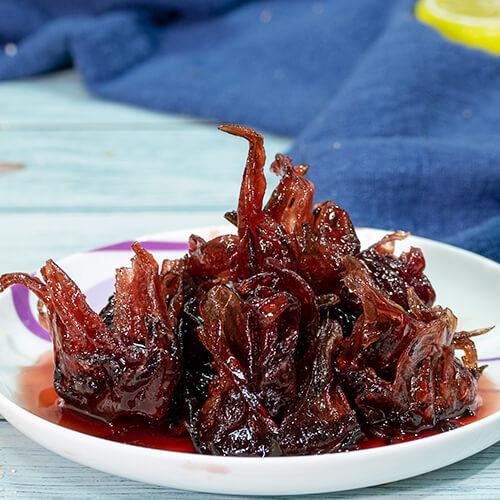大慶柴魚 - 洛神花蜜餞