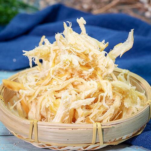 大慶柴魚 - 煙燻魷魚絲